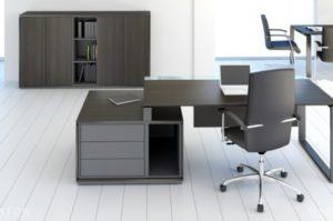 Wizualizacja 3d biuro